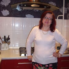 Юлия ist der Gastgeber.
