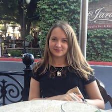 Profil utilisateur de Ievgeniia