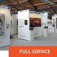 Profil utilisateur de Art Fairs Service