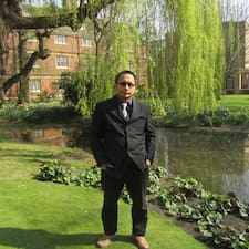 Profil Pengguna Muhammad Najmi