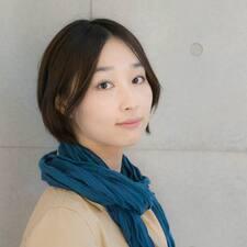 早希 felhasználói profilja