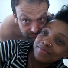 Profil utilisateur de Jacques & Eva