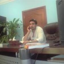 Mohamed felhasználói profilja
