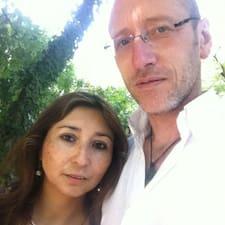 Profilo utente di Myriam & Colin