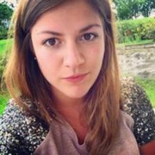 Profil utilisateur de Lydie