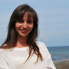 Iryna User Profile