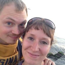 Profil Pengguna Dmitry & Natalya