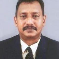 โพรไฟล์ผู้ใช้ Aravinda