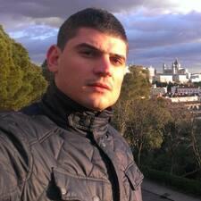 Stoyan felhasználói profilja