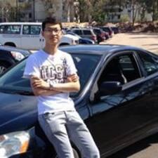 Jiang felhasználói profilja