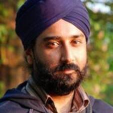 Profil utilisateur de Sarbjit