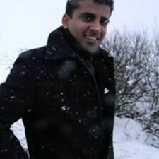 Profil utilisateur de Akhil