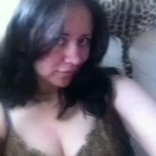 Gaby felhasználói profilja