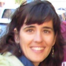 Henkilön Clara M. käyttäjäprofiili