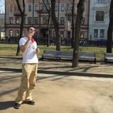 Henkilön Yakov käyttäjäprofiili