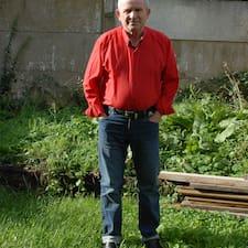 Claude - Uživatelský profil