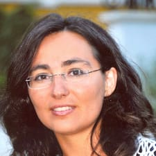 Sónia Alexandra Santana Barra Da Si è l'host.