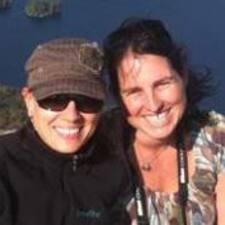 Maureen & Elizabeth felhasználói profilja