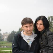 Perfil do usuário de Dmytro