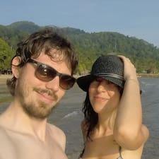 Profilo utente di Giuliano & Claudia