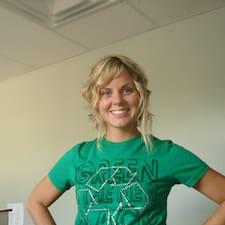 Gebruikersprofiel Megan