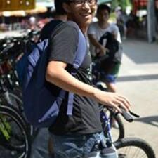 Yifengさんのプロフィール