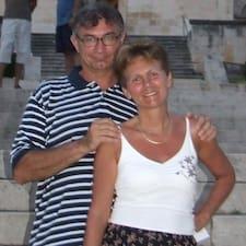József & Rozsika คือเจ้าของที่พัก