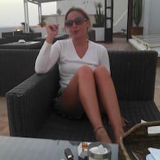Aurelie felhasználói profilja