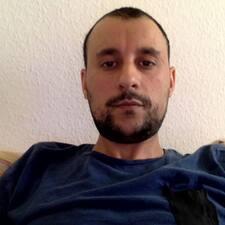 Profil Pengguna Gharib