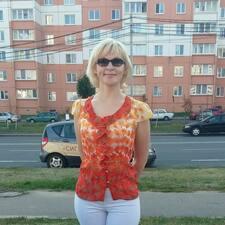Perfil do usuário de Ludmila