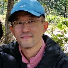 Profil utilisateur de Dongchan