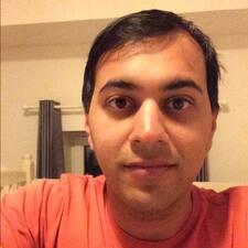 Profil korisnika Ashwin