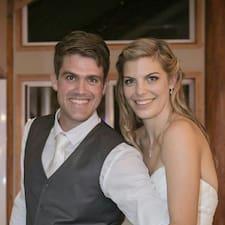 Profil utilisateur de Kate & Andrew