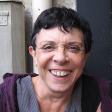 Michèle ist der Gastgeber.
