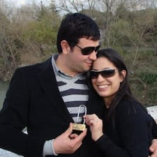 Profil utilisateur de Kristina & Gabriel
