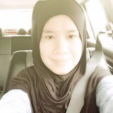 Profil utilisateur de Nor Rabi'Atul 'Adawiyah
