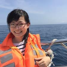 Profil utilisateur de 俐蓉