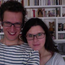 Nutzerprofil von Sophie & Antarès