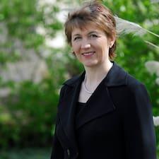 Profil Pengguna Marie Paule