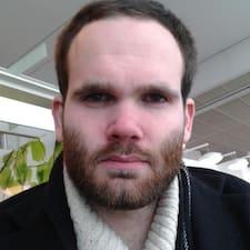 Profil utilisateur de Zacharie