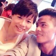 Perfil do usuário de Yong