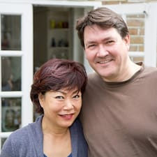 Rob & Emiko User Profile