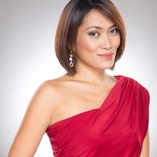 Pia Gladys felhasználói profilja