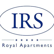 Irs Royal Apartments is the host.