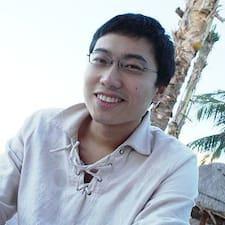 Tong felhasználói profilja