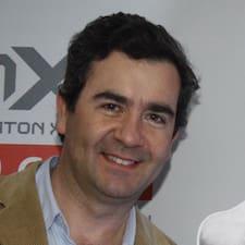 Användarprofil för Luis Alfredo