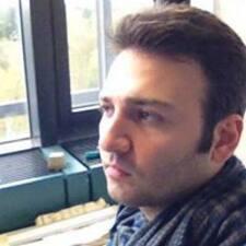 Gebruikersprofiel Arash