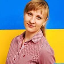 Олічка User Profile