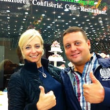 Andrey & Svitlana คือเจ้าของที่พัก