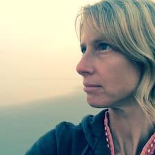 Heidi felhasználói profilja